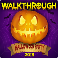 Halloween Party Escape 2018 Walkthrough